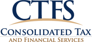 Consolidated Tax and Financial Services logo