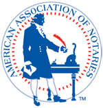 American Association of Notaries Membership Badge